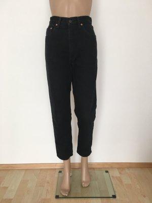 Levi's Jeans a 7/8 nero Cotone