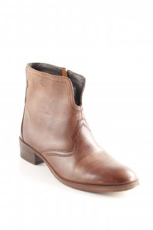 Levi's Ankle Boots cognac Casual-Look