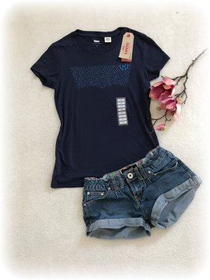 Levi's Blogger Shirt in dunkelblau, NEU mit Etikett