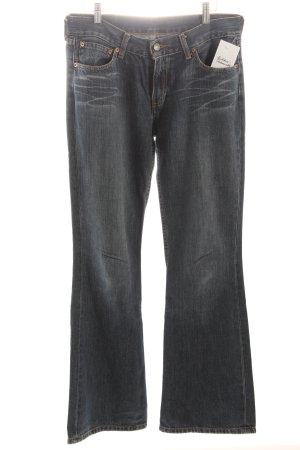 "Levi's Boot Cut Jeans ""00529"" dunkelblau"