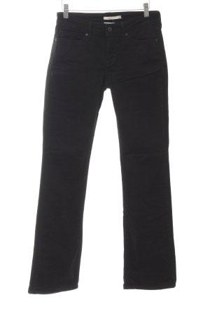 Levi's Boot Cut Jeans schwarz Casual-Look