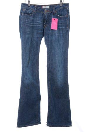 Levi's Jeans bootcut bleu style décontracté