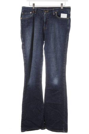 Levi's Vaquero de corte bota azul look de segunda mano