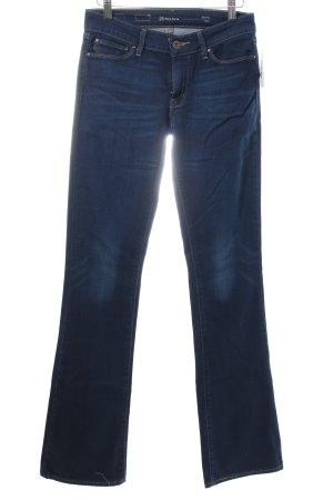 "Levi's Boot Cut Jeans ""Demi Curve"" dunkelblau"
