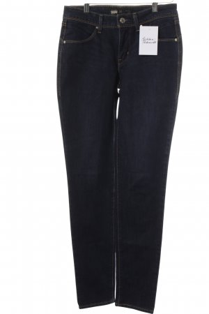 Levi's Boot Cut Jeans dunkelblau Street-Fashion-Look