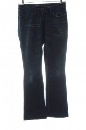 Levi's Jeans svasati blu stile casual