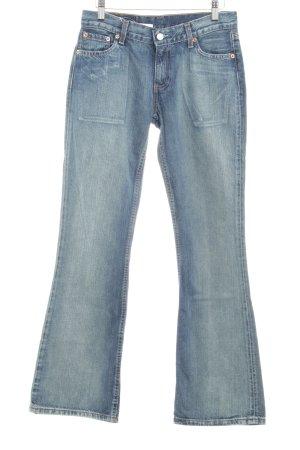 Levi's Boot Cut Jeans graublau 80ies-Stil