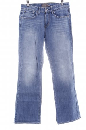 Levi's Boot Cut Jeans hellblau Casual-Look