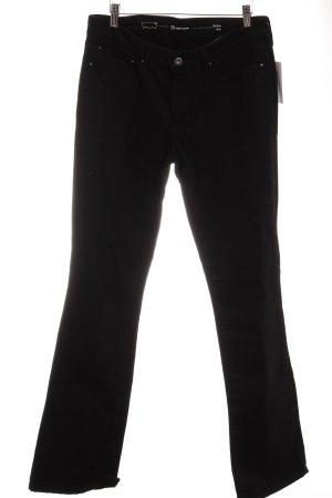 Levi's Jeans bootcut noir style décontracté