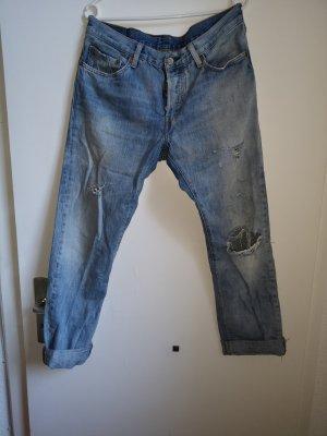 Levi's Jeans boyfriend blu