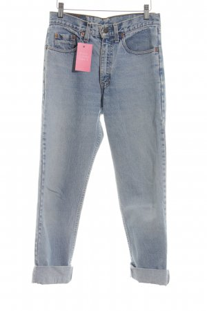 Levi's Boyfriend Jeans blue casual look