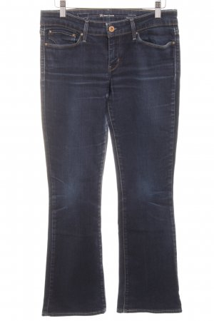 Levi's Boyfriend jeans donkerblauw casual uitstraling