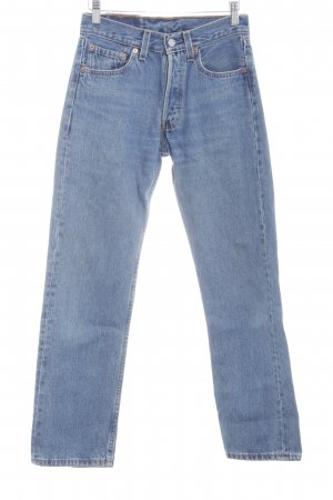 Levi's Boyfriend jeans korenblauw boyfriend stijl