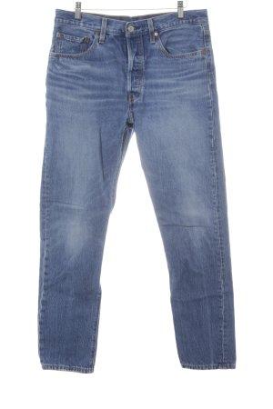 Levi's Jeans boyfriend multicolore style décontracté