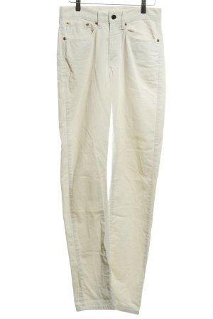 Levi's Pantalón de pana beige claro look casual