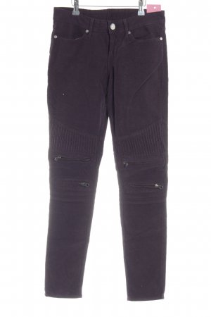 Levi's Corduroy Trousers lilac casual look