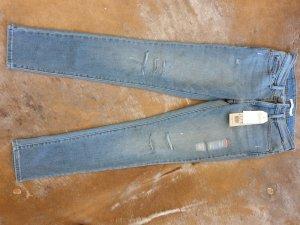 Levi's Jeans skinny bleu azur-bleu pâle