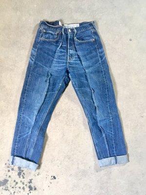 Levi's DIY 501 Vintage MomJeans Hose