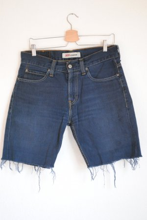 Levi's dunkle Jeans-Shorts, W31