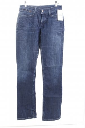 Levi's Five-Pocket-Hose blau Casual-Look