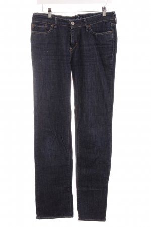 Levi's Five-Pocket-Hose dunkelblau Casual-Look