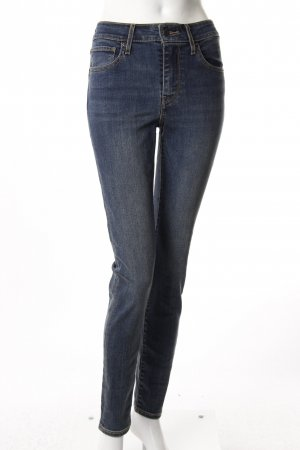 Levi's Five-Pocket-Jeans dunkelblau