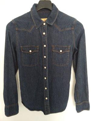 Levi's Hemd dunkel blau
