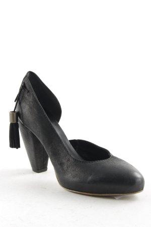 Levi's High Heels schwarz extravaganter Stil