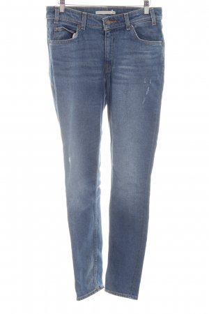 Levi's High Waist Jeans blue casual look