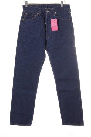 """Levi's High Waist Jeans """"501"""" dunkelblau"""