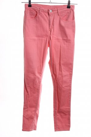 Levi's High Waist Jeans pink Casual-Look