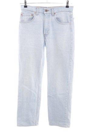 "Levi's High Waist Jeans ""516"" blau"