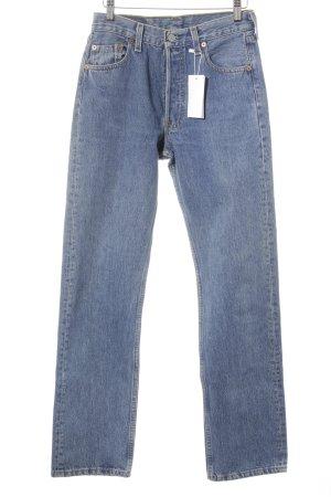 Levi's Hoge taille jeans blauw vintage producten