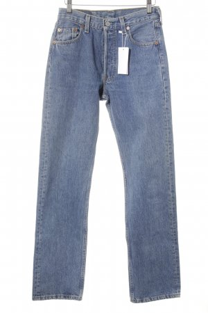 Levi's High Waist Jeans blau Vintage-Artikel