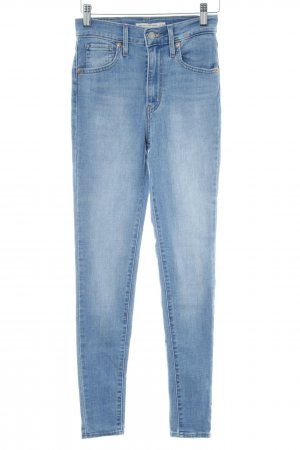 Levi's Hoge taille jeans lichtblauw-lichtblauw Jeans-look