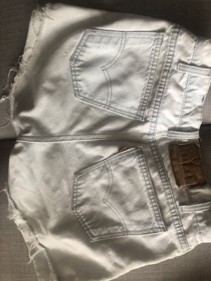 Levi's high waist shorts 27/28