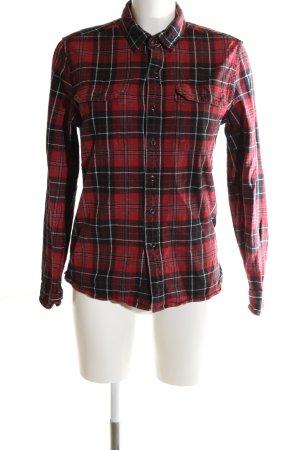 Levi's Camicia da boscaiolo motivo a quadri stile casual