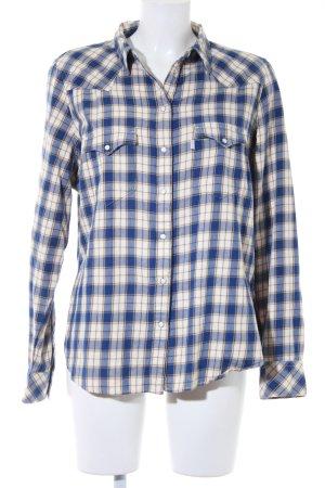 Levi's Chemise de bûcheron motif à carreaux style décontracté
