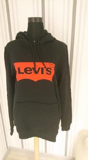 Levi`s Hoodie / Pullover Größe M (38) schwarz Neu