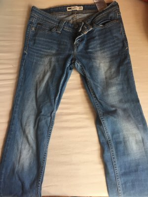 Levi's Hose - hell - low rise