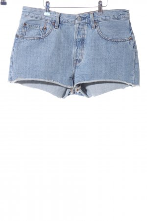 Levi's Hot Pants blau Casual-Look