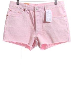 "Levi's Hot Pants ""501"" pink"