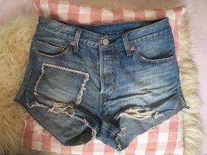Levi's Hot pants