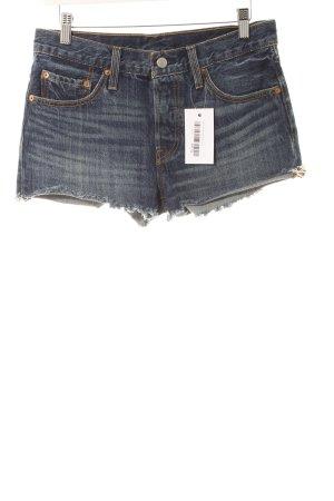 Levi's Hot Pants blau Casual-Look