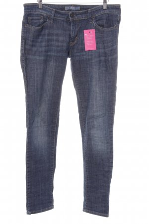 Levi's Hüftjeans dunkelblau Jeans-Optik