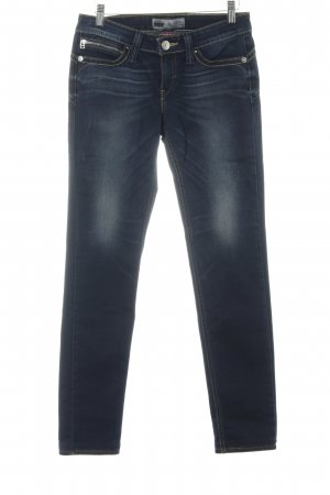 Levi's Jeans vita bassa blu scuro stile jeans