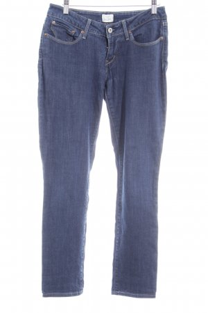 Levi's Low Rise Jeans dark blue classic style