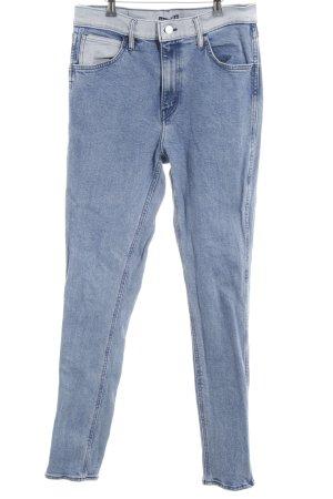 Levi's Hüftjeans himmelblau-stahlblau Jeans-Optik
