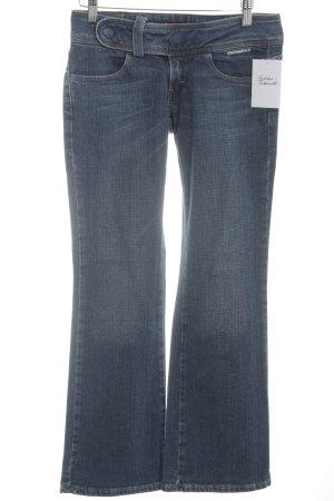Levi's Hüftjeans kornblumenblau Jeans-Optik