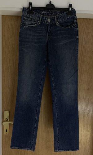 Levi's Spijkerbroek donkerblauw